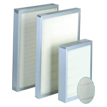 Best price of Heat resistant Separator Air HEPA filter for sale