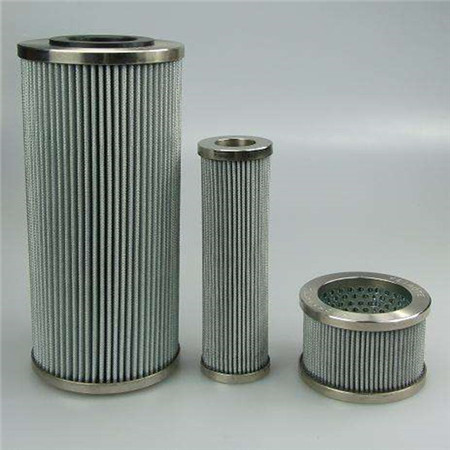 Hydac Effective Filters With Stainless Steel Oil Filter Element Anti Acid High/low Temperature