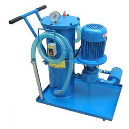 Fine filter oil machine LUC-16×*